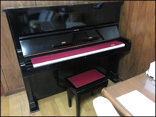 調律後のピアノの画像1