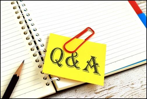 Q&Aの画像