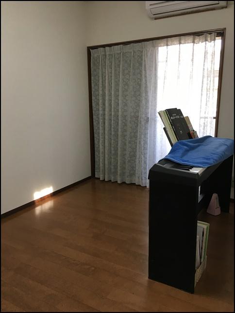 風水部屋5、電子ピアノの画像